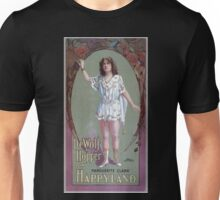 Performing Arts Posters De Wolf Hopper in Happyland 0076 Unisex T-Shirt