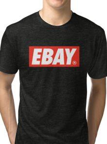 eBay OBEY Tri-blend T-Shirt