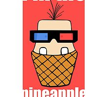 I'm the pineapple by FaMauro