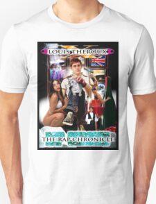 LOUIS THEROUX GANGSTA RAP ALBUM COVER WEIRD WEEKENDS Unisex T-Shirt