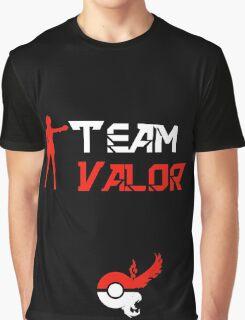 Team Valor Candela Pokemon Go Graphic T-Shirt