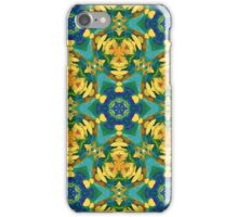 Always a Season for Sunflowers_ReImaged #7 iPhone Case/Skin