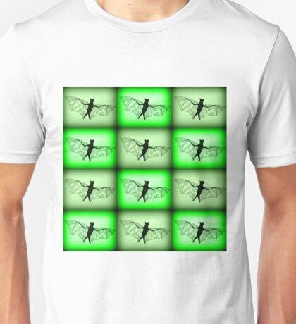 Green Bats Unisex T-Shirt