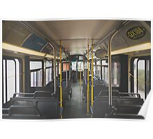 The Bus ride. Poster