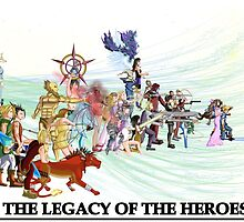 The Legacy of the Heroes by Lightningbarer