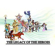 The Legacy of the Heroes Photographic Print