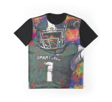 Sparty Gun Sow Graphic T-Shirt