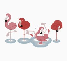 Flamingos Kids Clothes