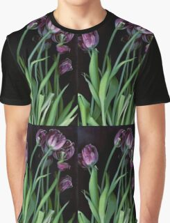 Cool Tulips Graphic T-Shirt
