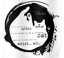 HP Lovecat Poster