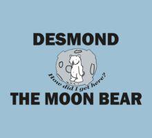 Desmond The Moon Bear Kids Tee