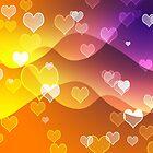 Muster Herzen by harietteh