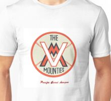 Pacific Coast League Mounties Baseball Unisex T-Shirt