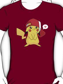 Pikachu loves you! T-Shirt
