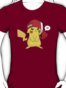 Pikachu loves you! T-Shirt