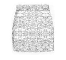 An Unfolding Mini Skirt