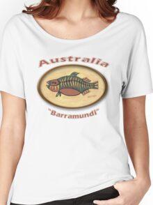 Australia-Barramundi Women's Relaxed Fit T-Shirt