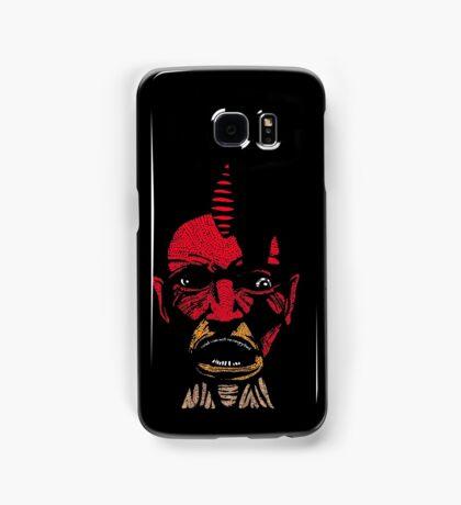 angry boy Samsung Galaxy Case/Skin