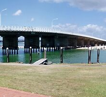 Forster Bridge Panorama by GeorgeOne