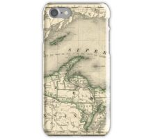 Lake Superior 1878 iPhone Case/Skin