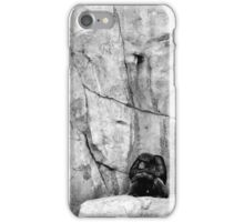 Lonely rock iPhone Case/Skin