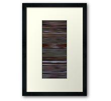 Reservoir Dogs Colorblinds Framed Print