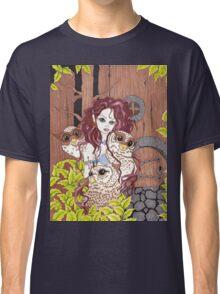The Owl Keeper Classic T-Shirt