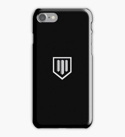 Wayne Enterprises Black iPhone Case/Skin