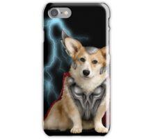 Thorgi God of Thunder! iPhone Case/Skin