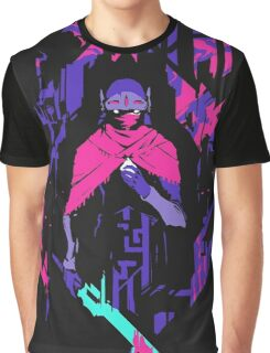 Hyper Light Drifter Graphic T-Shirt