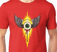 Winged Eye Unisex T-Shirt