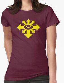Black Legion Womens Fitted T-Shirt