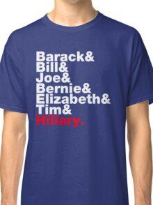 Democrats Helvetica Classic T-Shirt