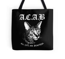 ACAB.  Tote Bag