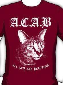 ACAB.  T-Shirt