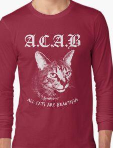 ACAB.  Long Sleeve T-Shirt