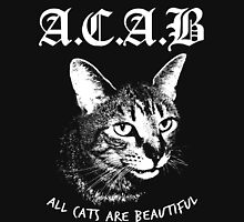 ACAB.  Unisex T-Shirt