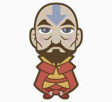 Chibi Tenzin by DisfiguredStick