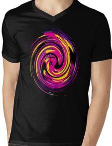 EjProject - Psychedelic 006 Mens V-Neck T-Shirt