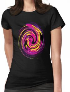 EjProject - Psychedelic 006 Womens Fitted T-Shirt