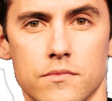 Milo Ventimiglia is the BEST Sticker