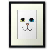 Here Kitty, Kitty ... #2 Framed Print