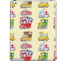 GROUND VEHICLES iPad Case/Skin