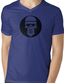 Iron Warriors Mens V-Neck T-Shirt