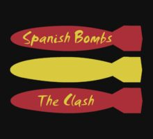 Spanish Bombs The Clash by Ch1ckenMan
