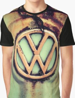 The incomparable VW...Thing Graphic T-Shirt