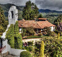 High In The Sierra by Bernai Velarde