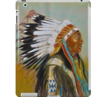 Brule-Sioux Chief iPad Case/Skin