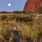 Ghostly Prescence in the Outback by Pauline Tims