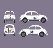 Just Herbie Kids Tee